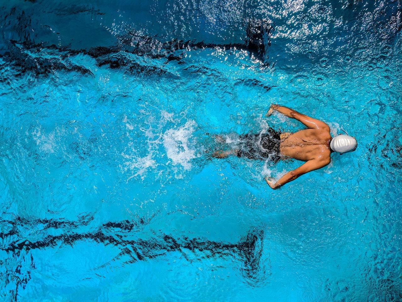 nager pour maigrir