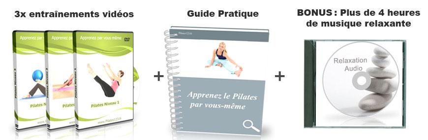 Méthode complète Pilates123