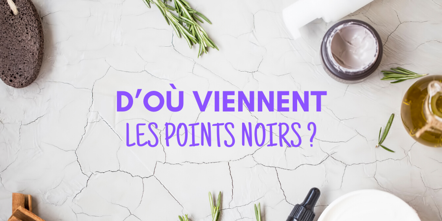 causes points noirs