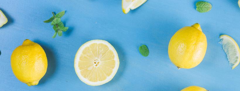 comment enlever les points noirs avec du citron
